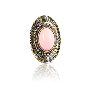 Bague-fantaisie-Cocktail-Rose